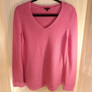 Talbots petite V-neck soft sweater.  Medium
